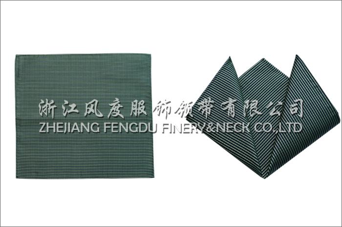 贵州农信用联社 色织必威体育直播平台下载手帕 规格: 28x28cm