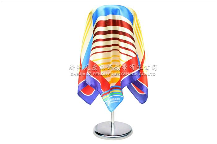移动 必威体育直播平台下载小方巾 规格:53x53cm