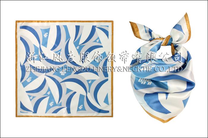 邮政 必威体育直播平台下载小方巾 规格:53x53cm