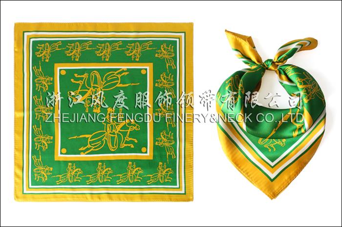中国邮政 必威体育直播平台下载小方巾 规格:53x53cm
