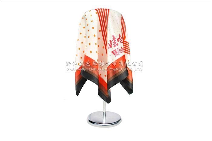 哇哈哈 必威体育直播平台下载小方巾 规格:53x53cm